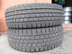 Dunlop SP LT 2. Зимние, без шипов, 2012 год, износ: 20%, 2 шт