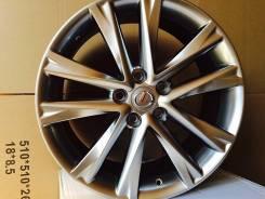 Lexus. 7.5x18, 5x114.30, ET45, ЦО 60,0мм.