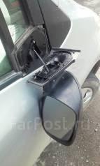 Ремонт и укрепление боковых зеркал на авто