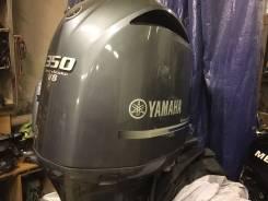 Yamaha. 350,00л.с., 4х тактный, бензин, нога X (635 мм), Год: 2015 год. Под заказ