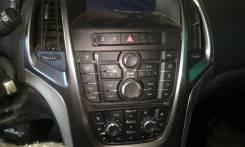 Консоль панели приборов. Opel Astra Двигатель A16XER