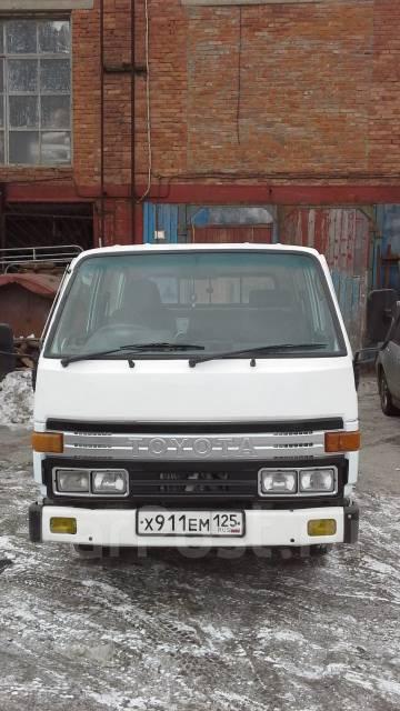 "Toyota Dyna. Микрогрузовик 1995 г во Владивостоке категории ""С"", 3 000 куб. см., 2 000 кг."