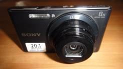 Sony Cyber-shot DSC-W830. 20 и более Мп, зум: 7х