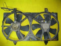 Вентилятор охлаждения радиатора. Nissan Sunny, FB15 Двигатель QG15DE