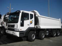 Услуги самосвалов 8х4, г/п 35 тонн в Якутске