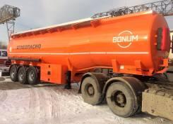 Bonum. Полуприцеп цистерна бензовоз 28м3 , 23,00куб. м.