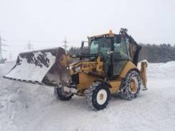 Caterpillar 428E. Продам Экскаватор погрузчик. Cat 428E 2008г. в Кемерово .