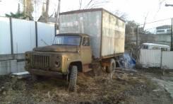 ГАЗ 53. Продам ГАЗ-53 фургон, 4 250 куб. см., 3 500 кг.