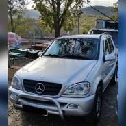 Mercedes-Benz ML-Class. автомат, 4wd, 3.2, бензин, 190 тыс. км