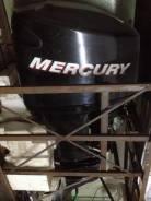Mercury. 150,00л.с., 2х тактный, бензин, нога X (635 мм), Год: 2010 год