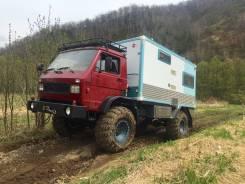 MAN. Экспедиционный грузовик