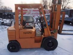 Toyota. Продам вилочный погрузчик, 1 496 куб. см., 2 000 кг.