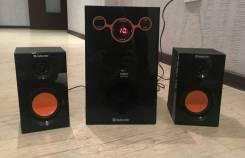 Аудиосистемы 2.1.