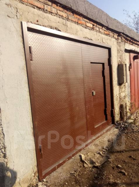Ремонт, реконструкция старых гаражных, секционных и откатных ворот.