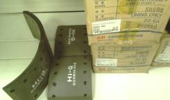Накладка тормозная DAEWOO NOVUS / FR / Ultra / Prima / TATA / 3454104510 / L00921-04C / H=155 mm