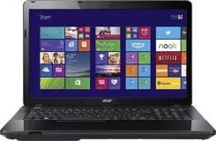 """Acer Aspire E1-772G. 17.3"""", 2,5ГГц, ОЗУ 4096 Мб, диск 1 000 Гб, WiFi, Bluetooth"""