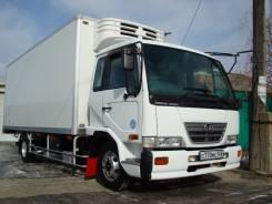 Nissan Diesel Condor. Продается рефрижератор Nissan Disel Condor, 7 000 куб. см., 5 000 кг.