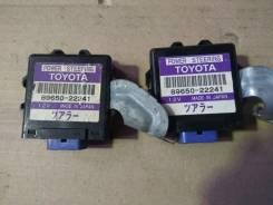 Блок управления рулевой рейкой. Toyota Cresta, JZX100 Toyota Mark II, JZX100 Toyota Chaser, JZX100 Двигатели: 1JZGTE, 1JZGE