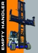 Штабелёр FT 20 H6, 2017. Штабелёр для порожних контейнеров. Fantuzzi Team Material Handling S.r. Под заказ