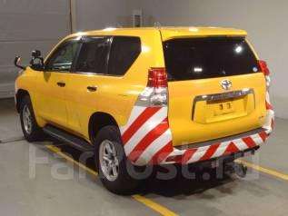 Toyota Land Cruiser Prado. GRJ150, 1GR