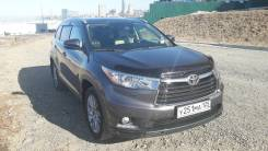 Toyota Highlander. автомат, 4wd, 3.5 (249 л.с.), бензин, 65 000 тыс. км