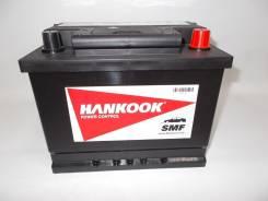 Hankook. 55 А.ч., правое крепление, производство Корея