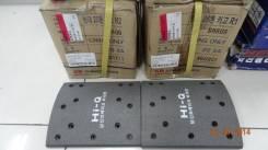 Накладка тормозная GOLD 25T / RR / ??25??? / L01117-04C / L01118-04C H=220*185 mm