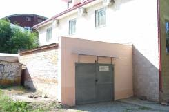 Гаражи капитальные. улица Томская 5, р-н Центральный, 27 кв.м., электричество, подвал.