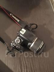 Canon EOS 450D. 10 - 14.9 Мп, зум: 7х