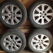 Литье Toyota Camry R16 215/60, сверловка 5*114.3. 5x114.30 ЦО 60,1мм.