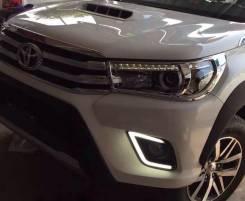 Ходовые огни. Toyota Hilux Toyota Pickup