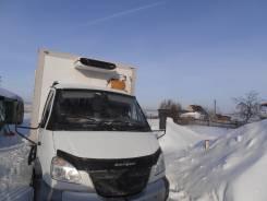 ГАЗ 3310. Продаётся грузовик-рефрижератор ГАЗ Валдай, 3 800 куб. см., 3 300 кг.