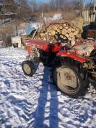 Yanmar. Трактор, 1 500 куб. см.