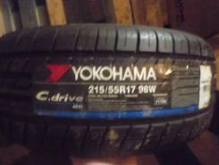 Yokohama AC01 C.Drive. Летние, без износа, 1 шт