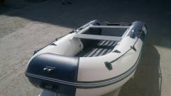 Надувная лодка ПВХ Globaldrive Pro НД НД 370. Год: 2017 год, длина 3,70м., двигатель подвесной, 20,00л.с., бензин