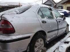 Honda Civic. Продам Хонда Цивик левый в комплекте с ПТС руль кузов хэтчбек