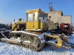 ЧТЗ Т-130. Продам бульдозер ЧТЗ-130 с рыхлителем в хабаровском крае, 14 000,00кг.