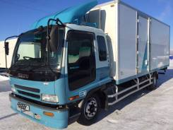 Isuzu Forward. Рефрижератор , 2008 г. в. -30С, 7 800 куб. см., 8 000 кг.