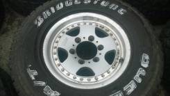 Bridgestone. 6.5x15, 6x139.70, ET30