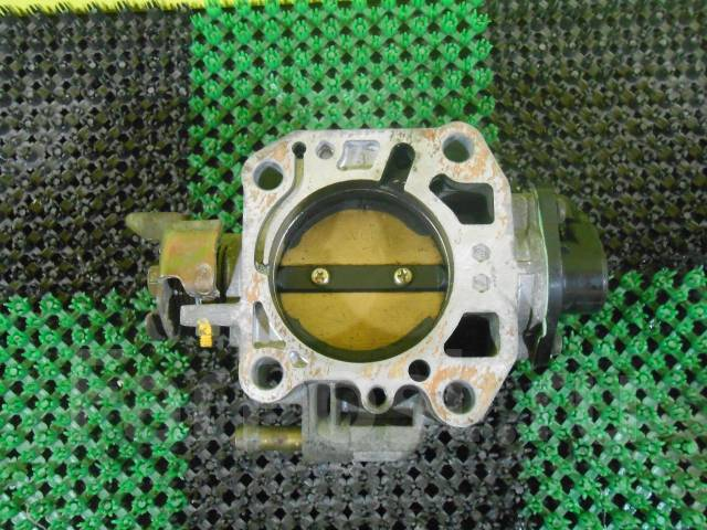 Заслонка дроссельная. Honda: Saber, Ascot, Vigor, Inspire, Rafaga Двигатели: G25A, G25A3, G25A2, G25A5