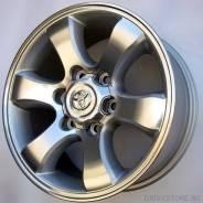 Toyota Hiace. 7.0x16, 6x139.70, ET30, ЦО 106,2мм.