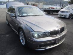 Лонжерон. BMW 7-Series, E65, E66 Двигатель N62