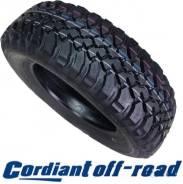 Cordiant Off-Road. Грязь MT, 2016 год, без износа, 4 шт