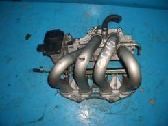 Коллектор впускной. Nissan Sunny, FB15 Двигатель QG15DE