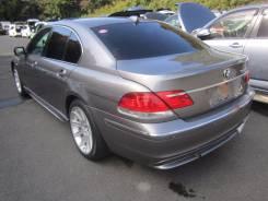 Уплотнитель крышки багажного отсека. BMW 7-Series, E66, E65 Двигатель N62