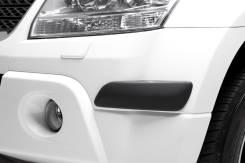 Накладка на бампер. Suzuki Grand Vitara