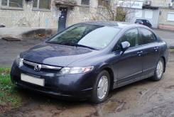 Honda Civic Hybrid. вариатор, передний, 1.3, бензин