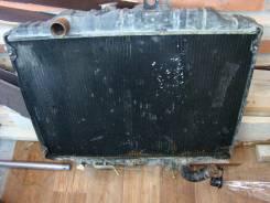 Радиатор охлаждения двигателя. Mitsubishi Delica, P25W, P35W