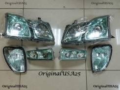 Фара. Lexus LX470