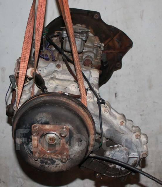МКПП. Nissan Safari Nissan Patrol, Y60 Двигатель TD42